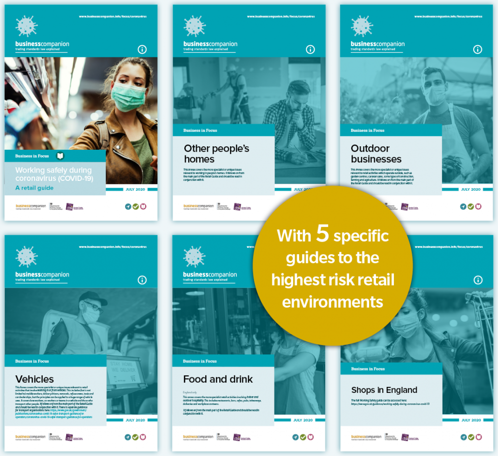 Working safely during coronavirus (COVID-19) | A retail guide